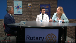 Ventura Interact Rotary TV
